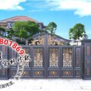 阿诗凡盾别墅大门中式风格装饰图片
