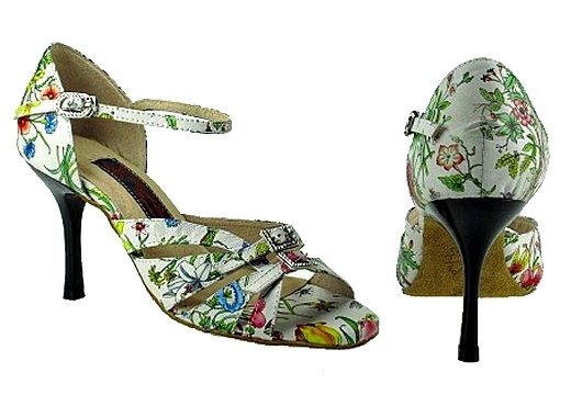 尚梦舞蹈用品直供当季流行拉丁舞鞋 时尚拉丁舞鞋