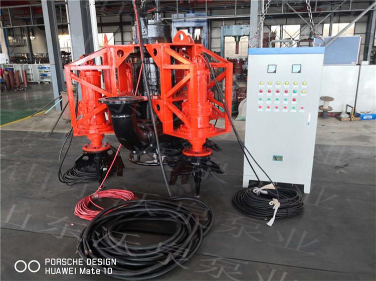 潜水吸泥泵 耐磨抽泥泵 三相电新一代