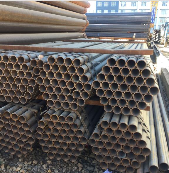 定制加工镀锌螺旋管Q235B焊接钢管 通风管道 保温风管定制加工