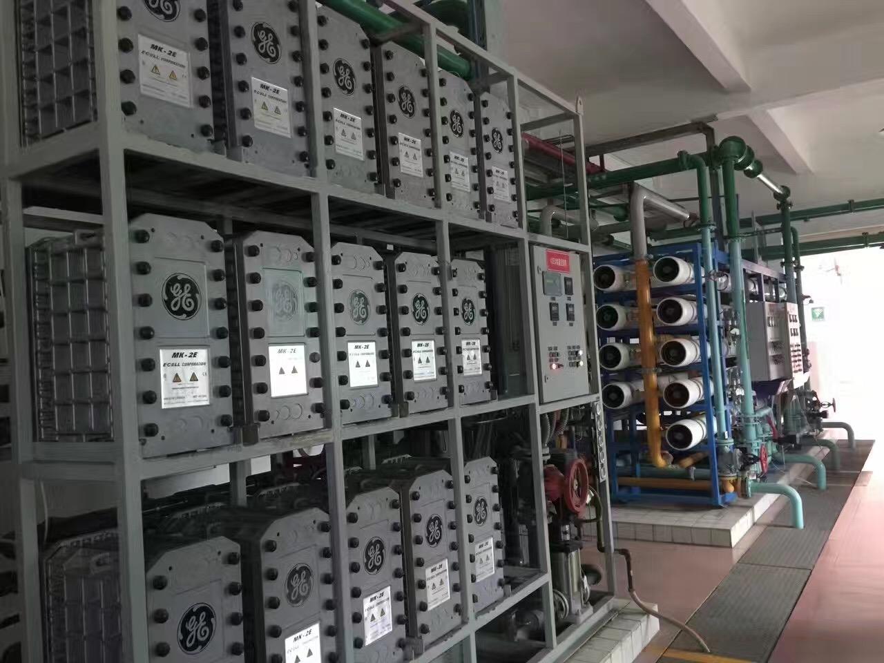 东莞厂家供应ESI系列EDI电去离子水设备 10T大型EDI装置
