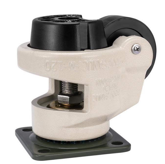 GD-120F福马轮 水平调节万向轮 自动化设备脚轮