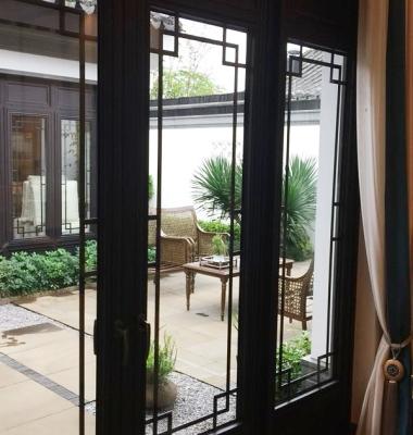 威杉大汉节能仿古铝合金门窗图片/威杉大汉节能仿古铝合金门窗样板图 (3)
