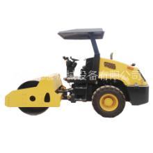 8吨压路机YZD80D单钢轮振动压路机洛阳小型压路机可拆装羊角碾批发