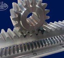 齿条计算-齿轮齿条选型计算-齿轮齿条传动算法 齿轮齿条传动系统图片