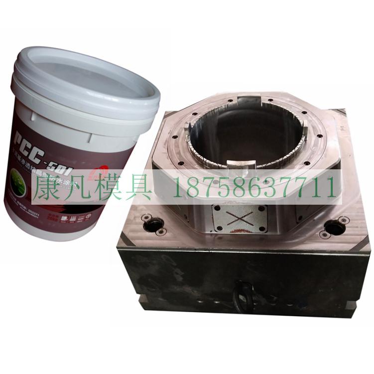 塑料桶模具  塑料桶模具 涂料桶 油漆桶模具