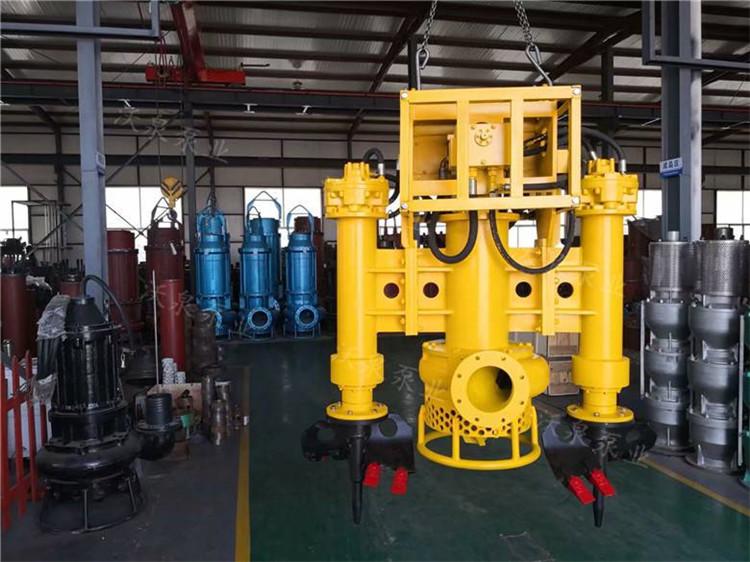 挖掘机液压采沙泵 液压式抽砂泵 新一代