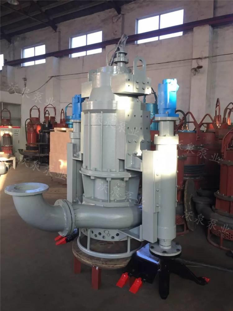 液压式抽河沙泵 挖掘机液压抽河沙泵 汉江抽河沙