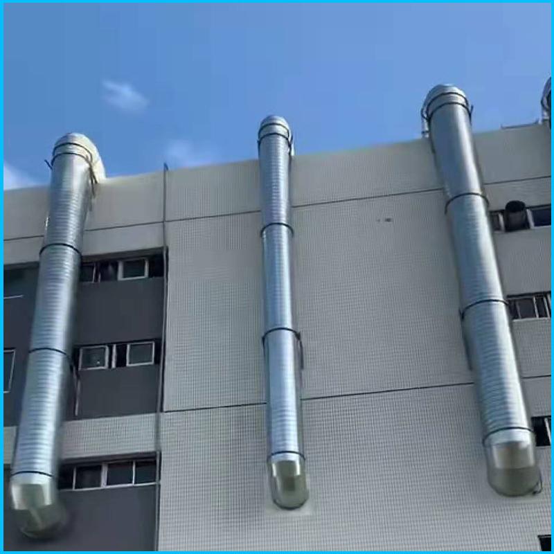 山东316不锈钢螺旋风管厂家直销欢迎来电咨询