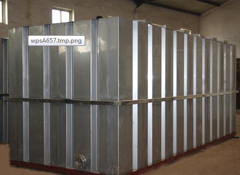 不锈钢肋板水箱设备价格