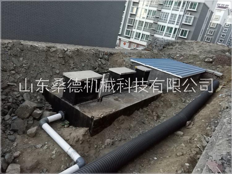 【山东桑德】工业污水处理设备 桑德厂家