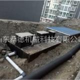 【山东桑德】小型污水处理设备厂家 信誉保障