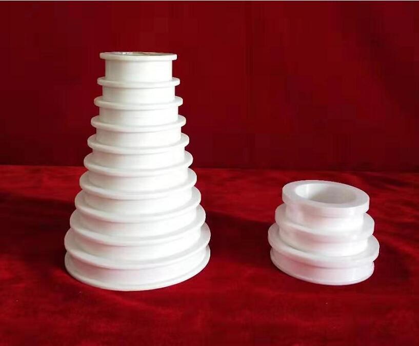 氧化锆陶瓷拉丝轮 专业非标陶瓷件定制