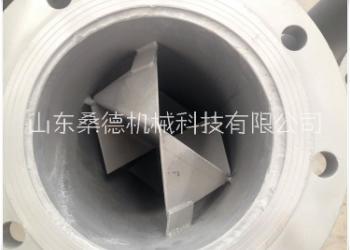 管道混合器设备图片