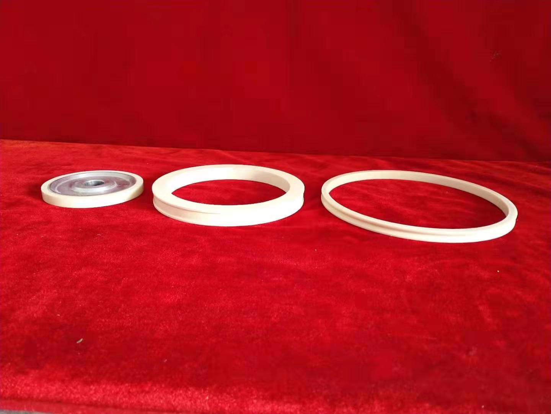 氧化铝陶瓷密封圈厂家定制  氧化铝陶瓷密封环