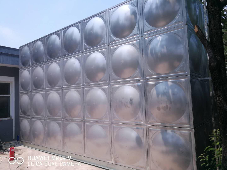拼装组合式不锈钢水箱价格