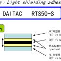 RTS50-S薄膜基材双面胶带图片