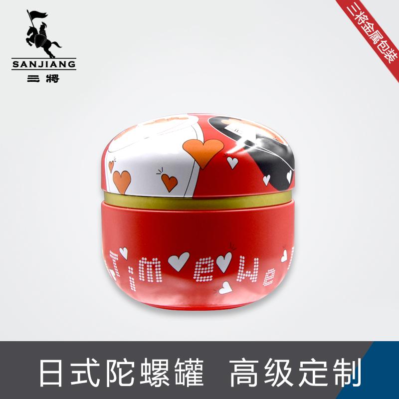 婚庆礼品陀螺罐厂家-定制
