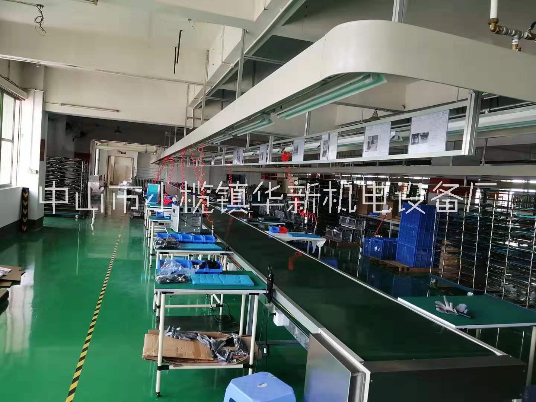 华新反吊式PVC组装线厂家-PVC组装线厂家-价格-批发
