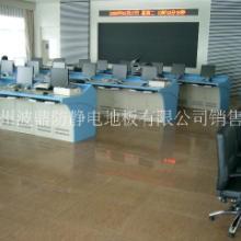 洛阳陶瓷防静电地板 达到国标防静电 保障计算机机房设备安全图片