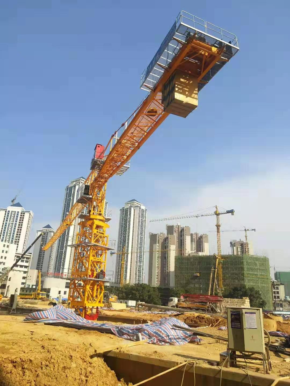 供应广西星辉塔吊租赁-25吨,32吨汽车吊出租