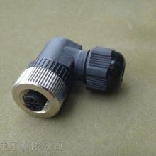 厂家直销M12插头线-嘉兴高耐磨M12插头线批发-温州市插头线厂 航空插头插座批发