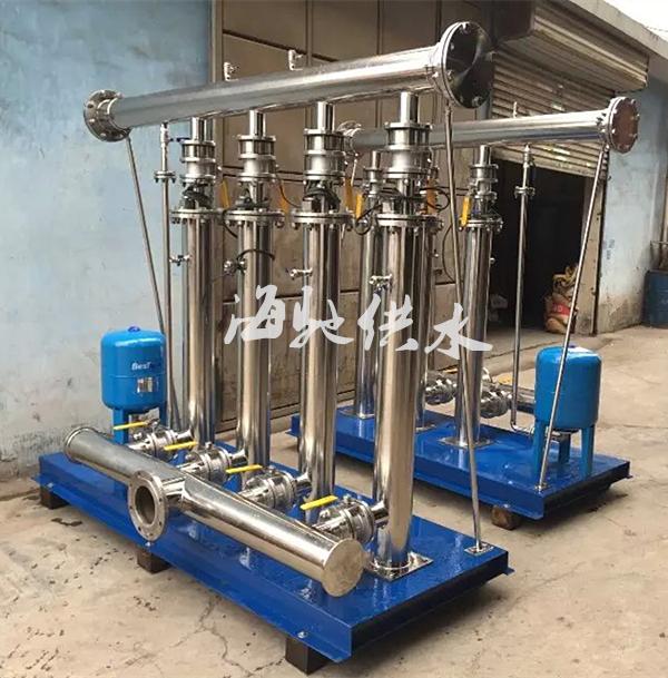 生活低区变频泵-湖南自来水加压设备