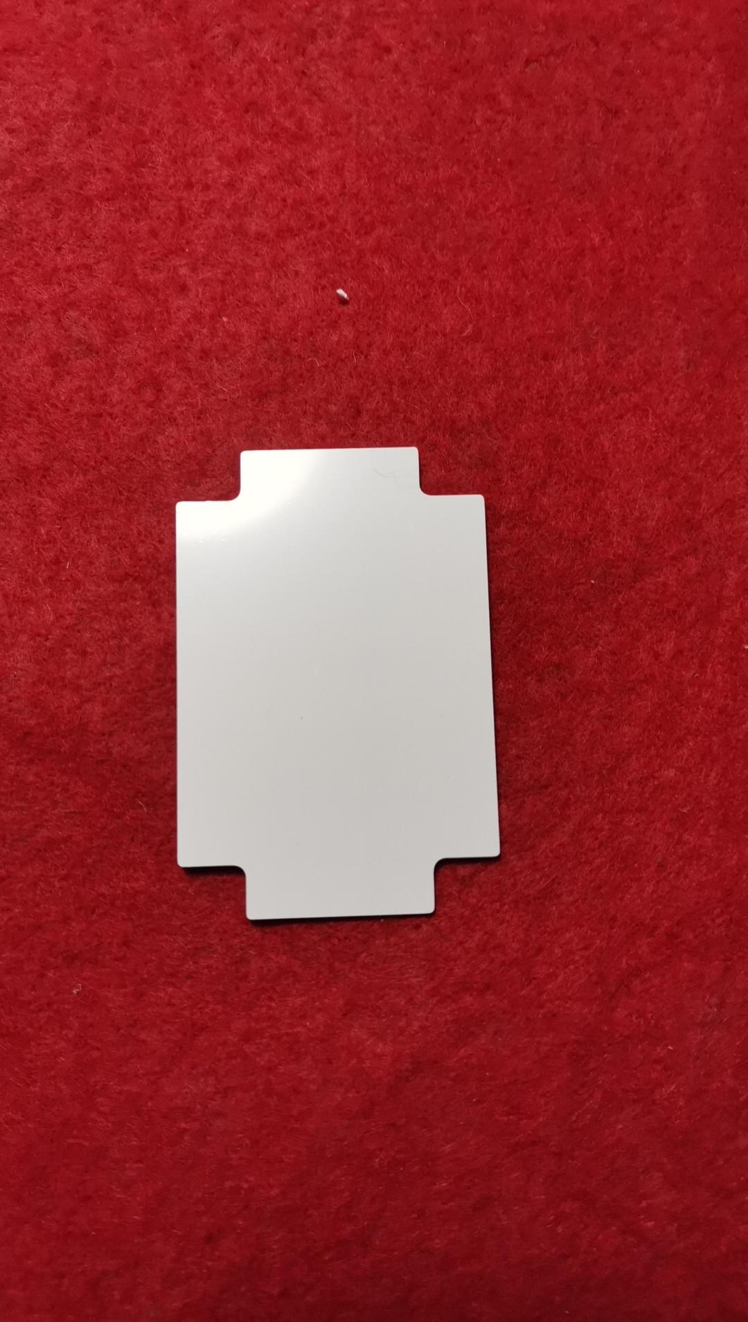 宁波安君有机玻璃亚克力制品厂定制ABS塑料加工设备配件面板