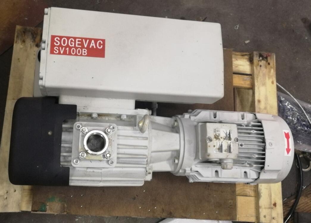 二手莱宝SV100B真空泵/二手莱宝SV200真空泵