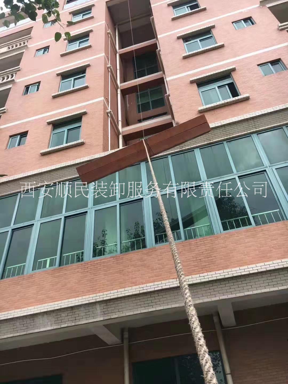 西安吊家具上楼多少钱-公司-报价-吊家居