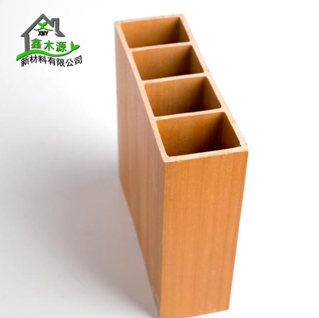 厂家直销生态木方通 室内装修新型装饰材料PVC木塑150*50方木