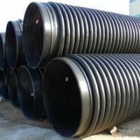 克拉管 专业生产高强度聚乙烯缠绕结构壁管B型克拉管