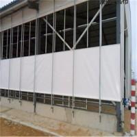 优质养殖场卷帘布生产厂家-加厚牛场卷帘布型号价格-透光羊场防风布批发