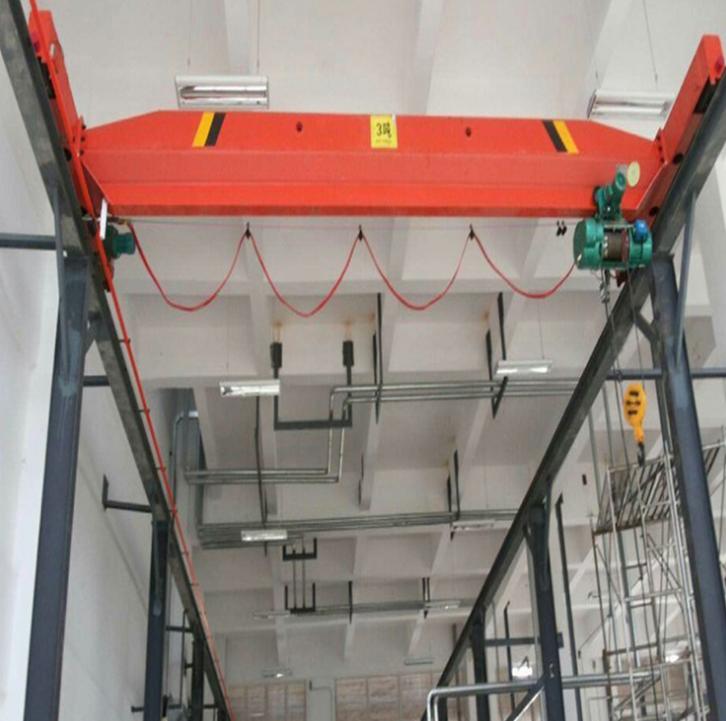 电动单梁悬挂起重机 车间仓库专用单梁桥式起重机1-32吨