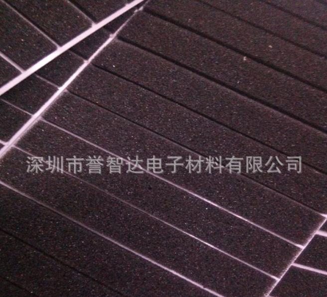 厂家直销自粘性海棉垫 EVA泡棉垫 数码产品海绵垫