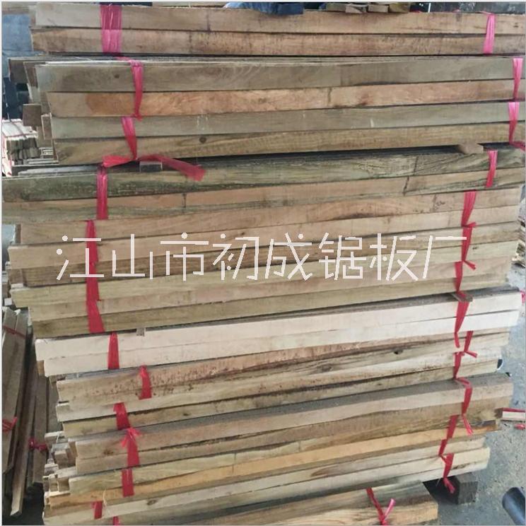 江山市原木硬木船舶垫 木工程厂家直销 松木垫加工定制 江山木材