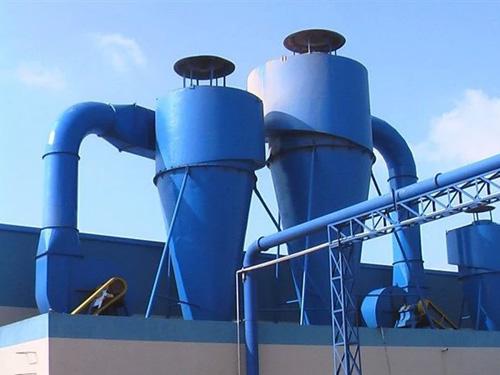 TXP型陶瓷旋风除尘器厂家直销 可按需定制