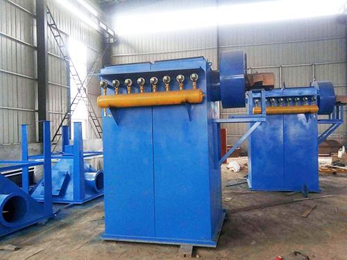 专业定制HMC型脉冲单机除尘器厂家直销