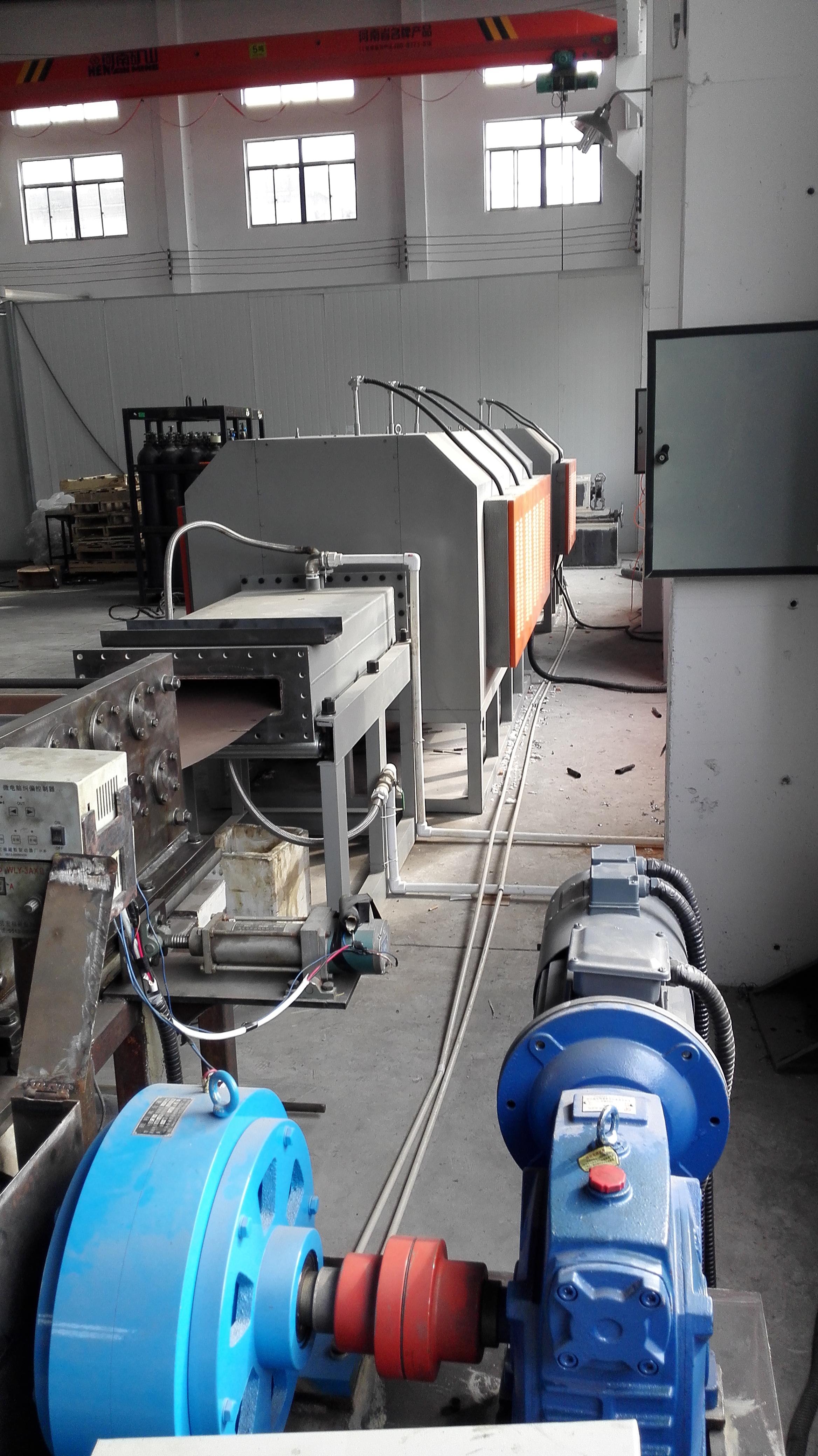 紫铜箔光亮退火炉生产批发厂家