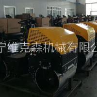 1吨压路机 小型压路机  1吨小型振动压路机 维克森机械 工厂直销
