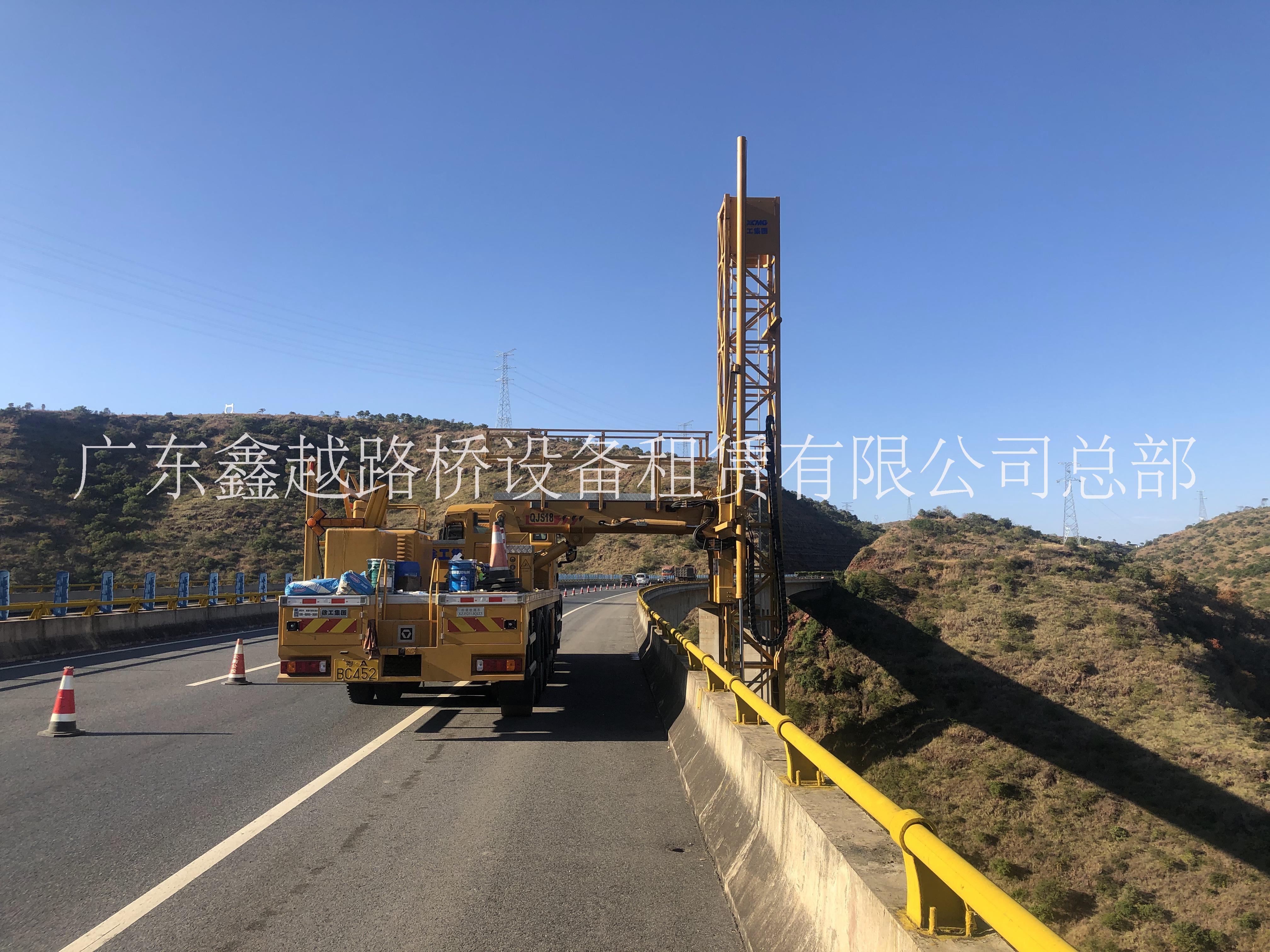 广州桥检车出租-价格-供应