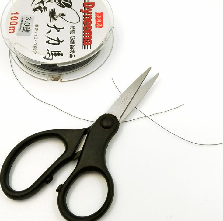 小剪刀 PE专用钓鱼不锈钢厂家供应 批发钓鱼工具剪刀