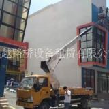 高空外墙装修高空车出租,高空作业