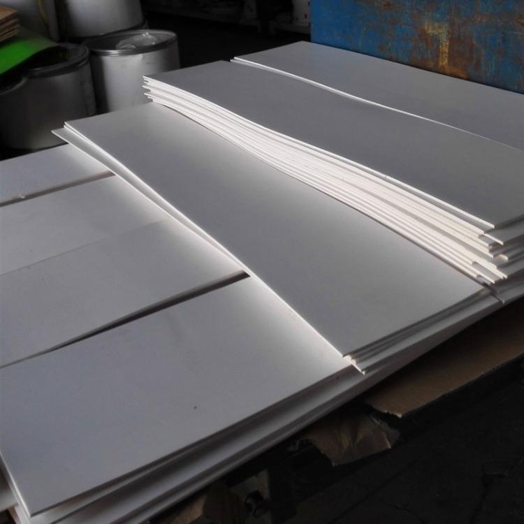 滁州5mm聚四氟乙烯板 尺寸定做 楼梯四氟板 楼梯滑动支座
