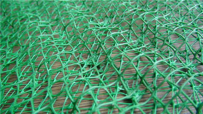 三维植被网厂家批发-em2/em3/em4植草护坡绿化三维土工植被网垫