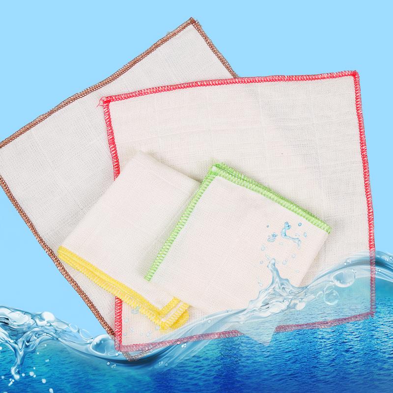 木纤维洗碗巾定制厂家 洗碗巾优质供应商