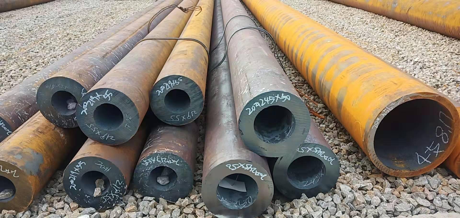 隧道用无缝钢管 无缝钢管是如何应用于隧道中的 山东鑫通惠提供优质无缝钢管钢材