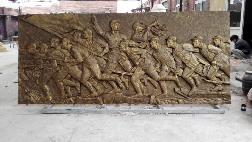 北京紫铜浮雕厂家-供应-定做