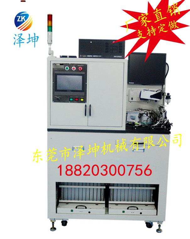 大朗泽坤厂家直销 LED测试机 侧发光贴片式LED 检测设备 可定制