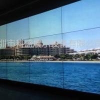 65寸3.5mm机房监控大数据显示屏摄像机LED拼接屏显示大屏幕 55寸1.8mm液晶拼接屏